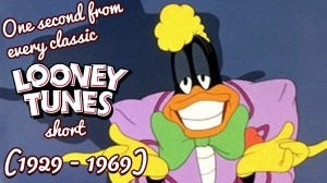 One Second From Every Looney Tunes Short 1929-1969