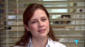 Pam Beesly Nice Girl of The Office
