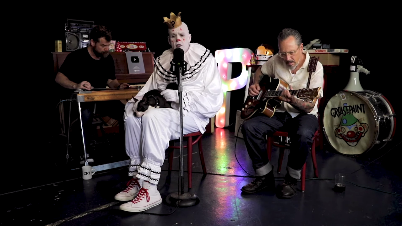 Puddles Pity Party Performs a Heartbreaking Lullaby Cover of the Exquisite Tom Waits Song 'Time'