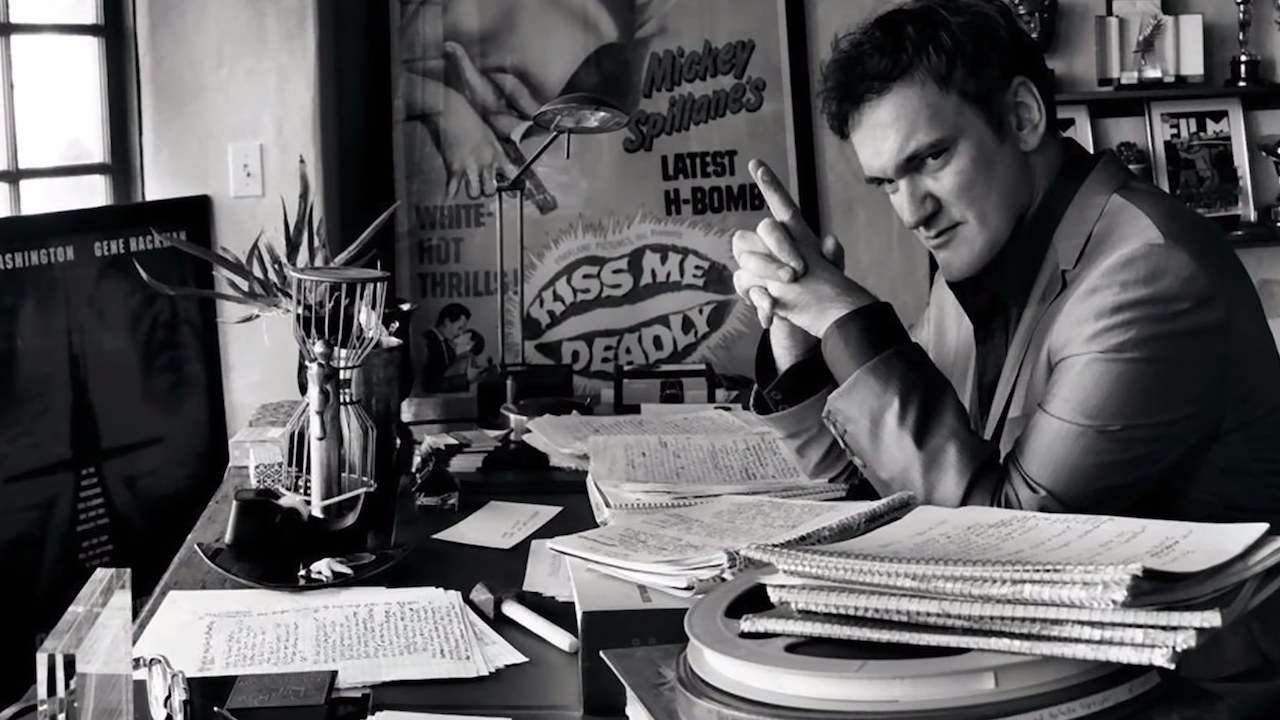 Quentin Tarantino Shares His Movie Making Techniques and Storytelling Inspirations In a Series of Interviews