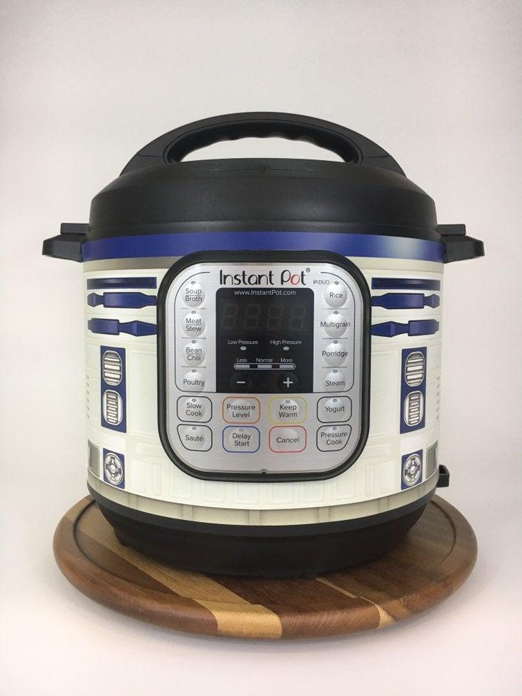 R2D2 Pot Wrap