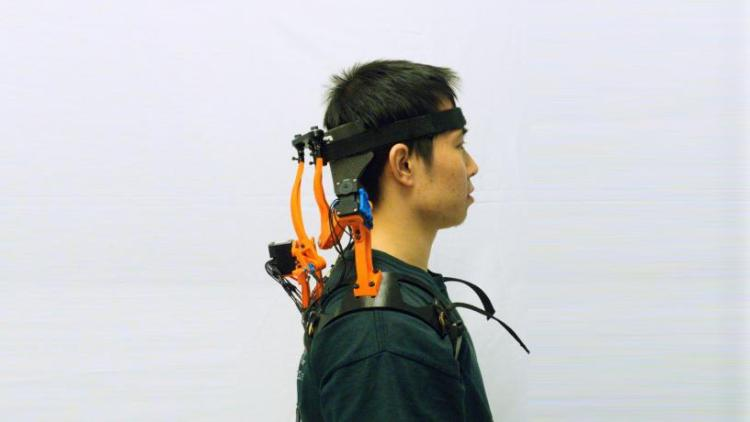 An Agile Robotic Neck Brace to Help Patients With ALS or Other Neurological Conditions to Move Their Head