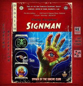 Signman Closing