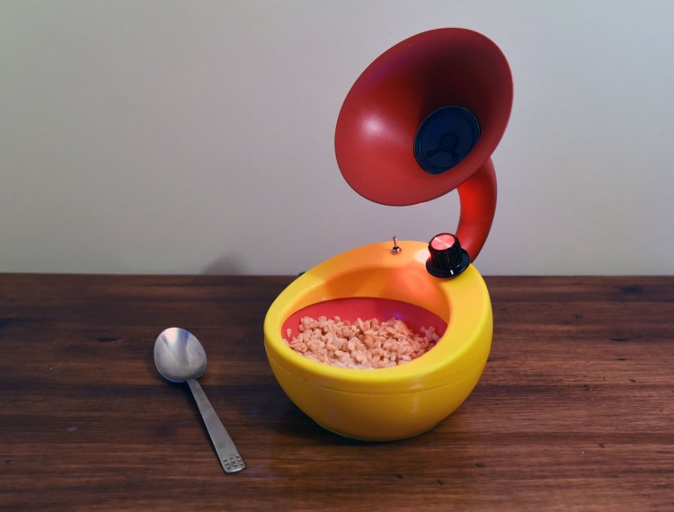 Snap Crackle Pop Bowl