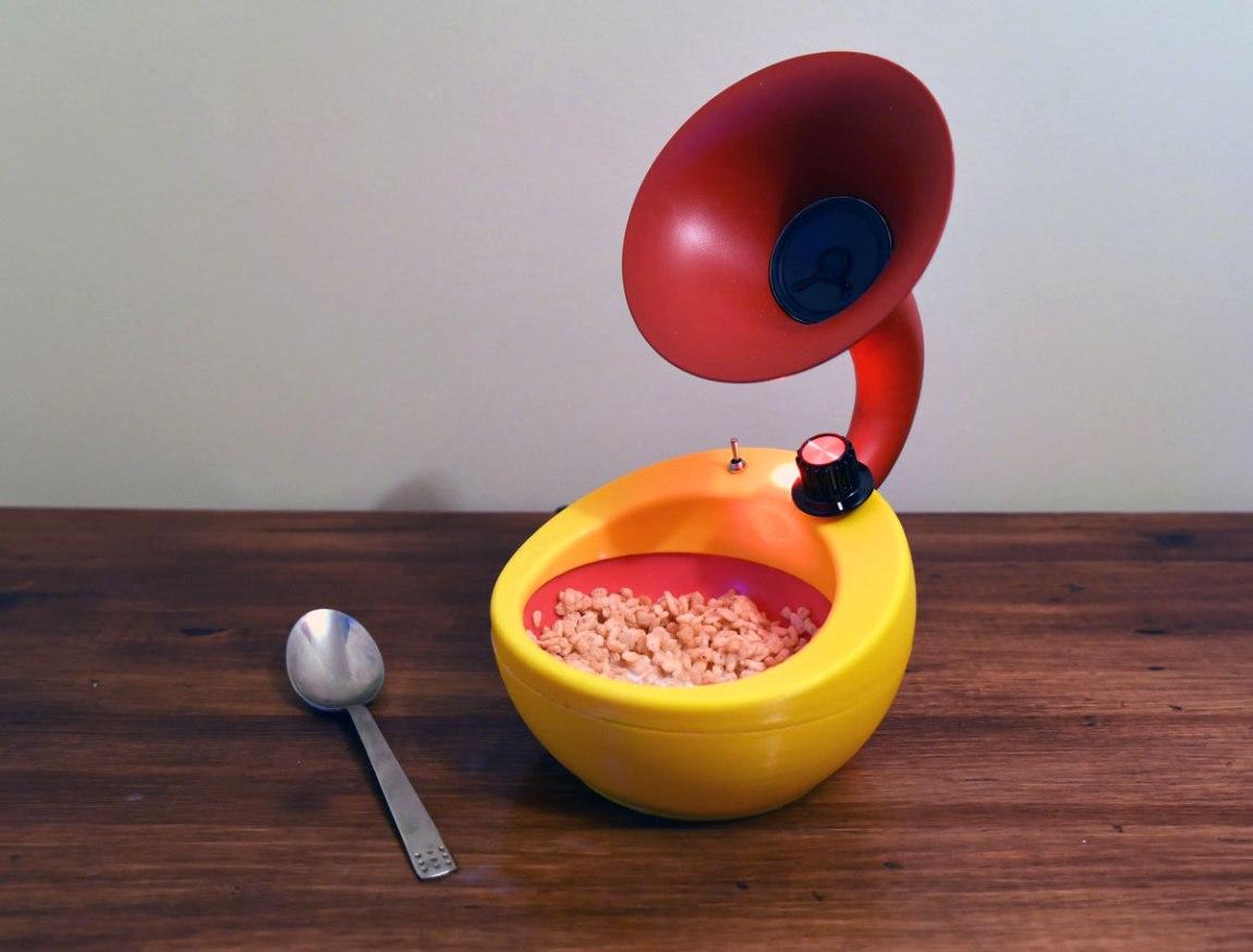 Snap Crackle Pop Bowl
