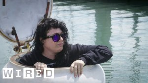 Submarine Woman