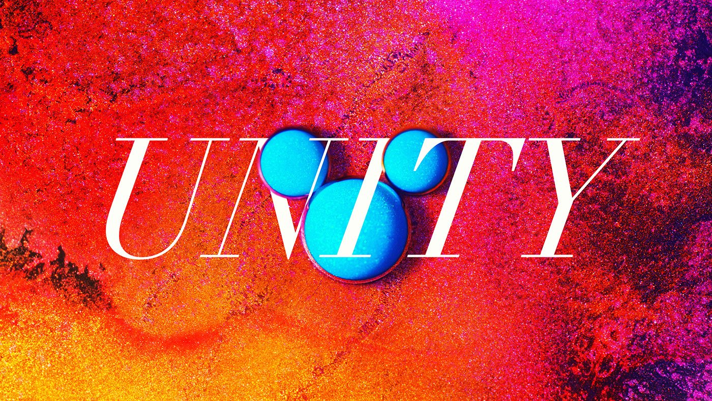 Vivid Paint Balls Burst Open In Brilliant Hues to Envelope Other Colors in the Short Film 'Unity'