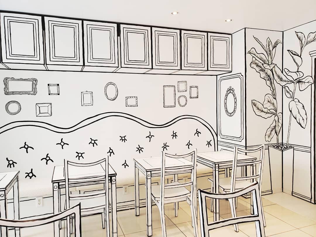 2d Cafe Tokyo Banquet