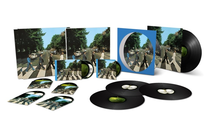 Abbey Road Anniversary Release