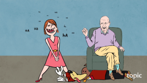 Comedy Legend Carl Reiner On The Power Of Laughter