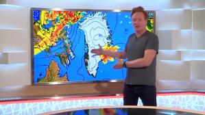 Conan OBrien Greenland Weather Report Greenlandic