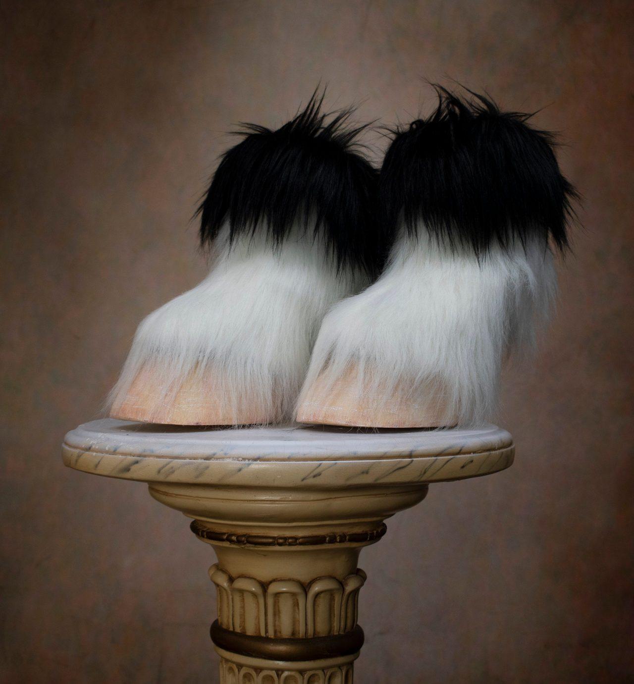 Creature Feet Furry