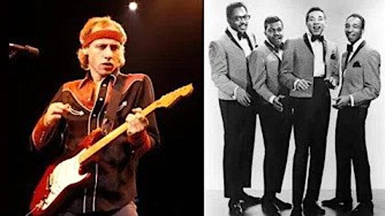 'Money for Shopping', A Brilliantly Executed Mashup of Smokey Robinson and The Miracles With Dire Straits