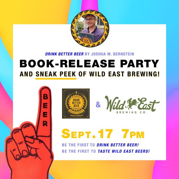 Drink Better Beer Release Party