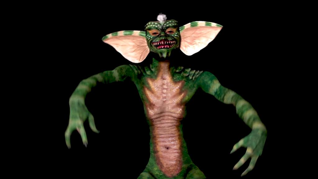 Gremlins - Bodypainting Illusion KIka