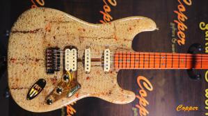 Guitar Out of Ramen Noodles