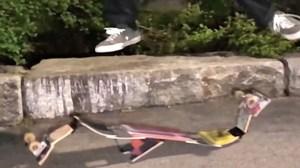 Matt Tomasello Skateboard Tricks Contraption