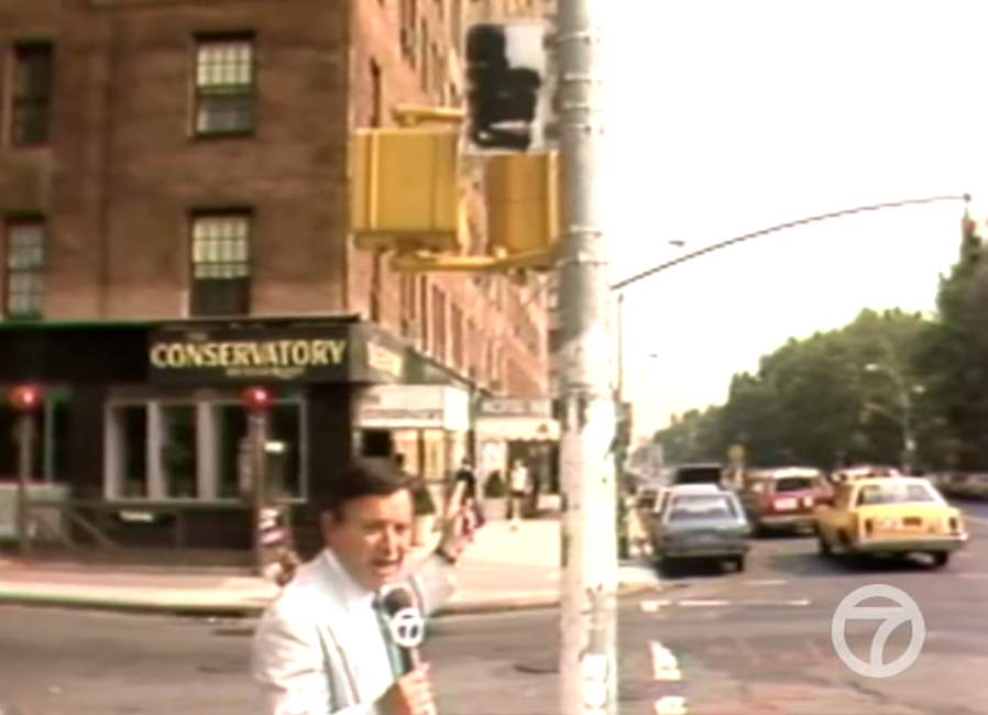 An Amusing 1983 ABC News Report Loudly Lamenting the Sad Condition of Street Signs in New York City