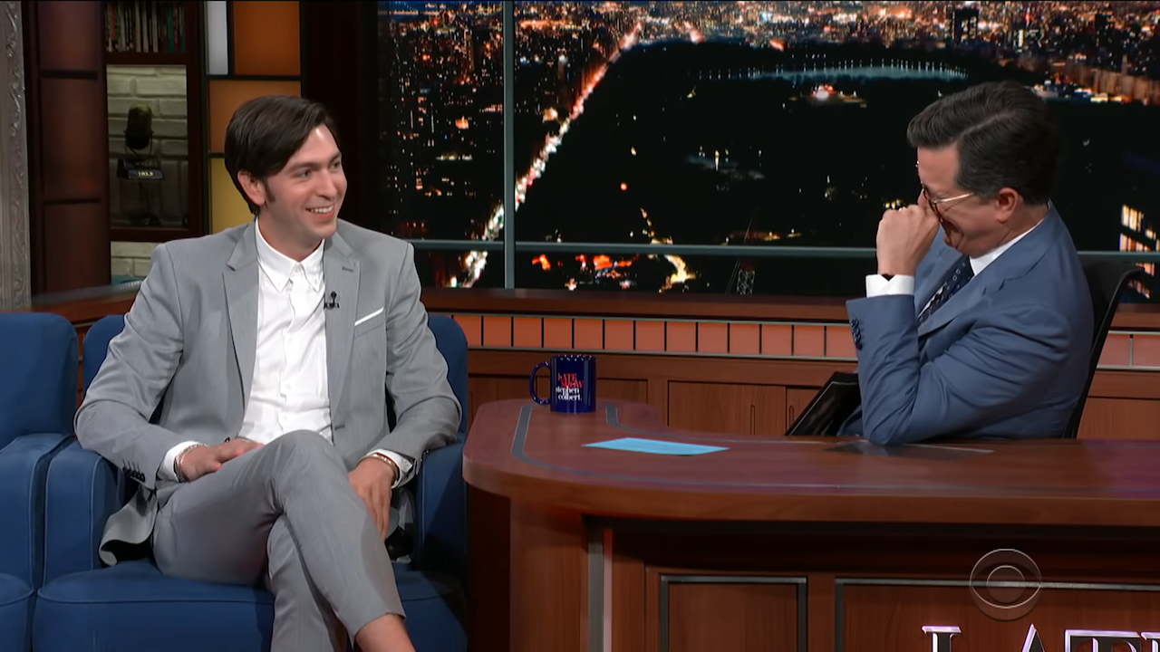 Cousin Greg From 'Succession' Nervously Appears on a Late Night Talk Show For the Very First Time