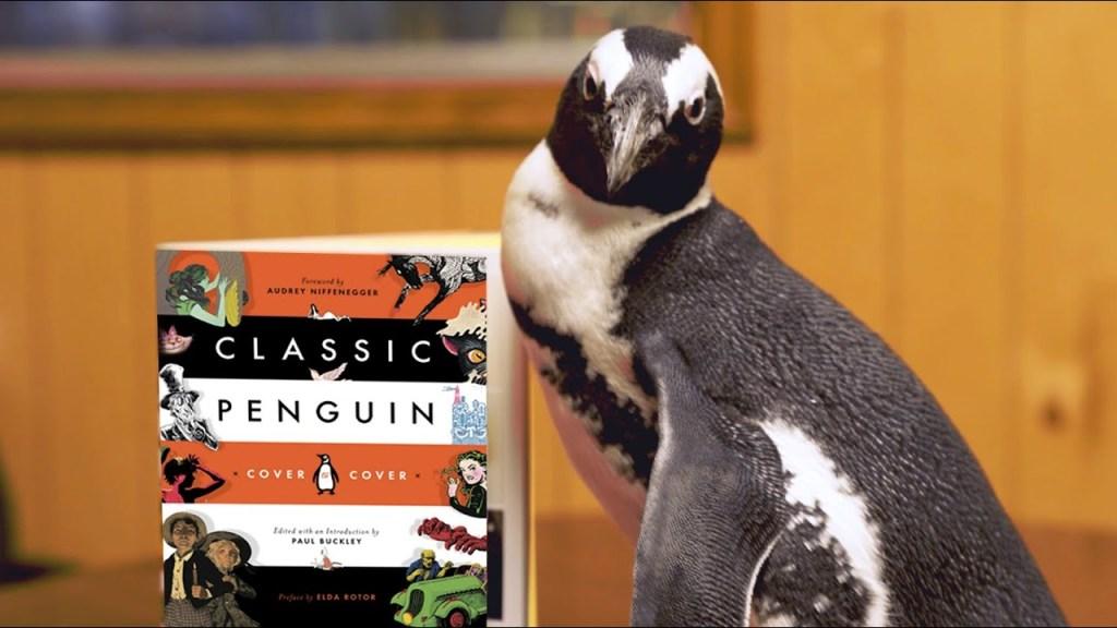 Penguin at Penguin Books