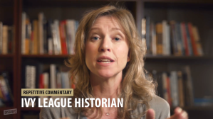 Repetitive Commentary Ivy League Historian