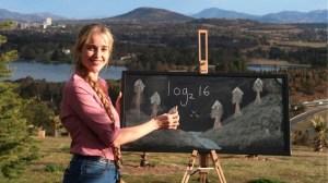 Scenic Logarithm Lesson Bob Ross