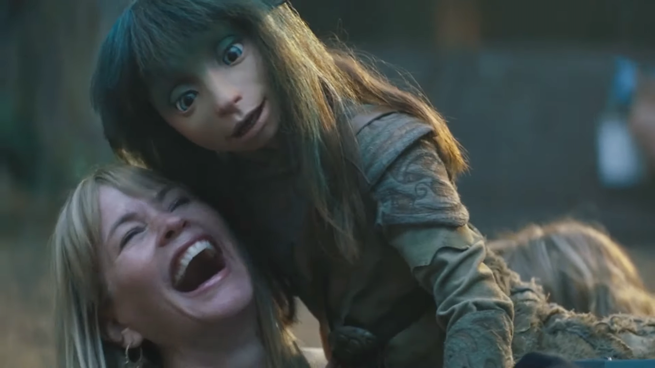 An Amusing Blooper Reel Featuring the Puppets of Jim Henson's 'The Dark Crystal: Age of Resistance'