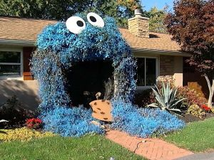Cookie Monster House Entry