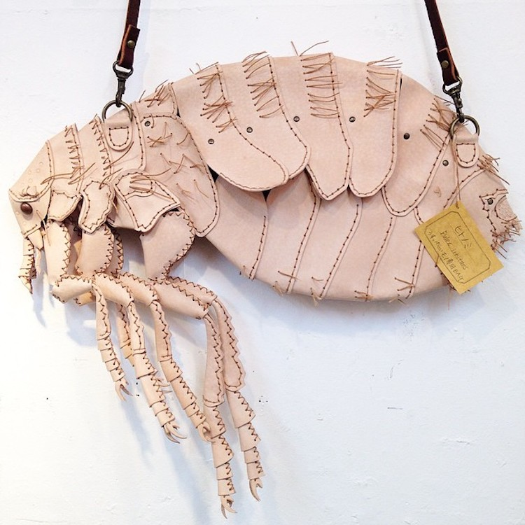 Elaborate Handbags and Accessories Made to Look Like Pesky Insects and Other Unusual Creatures
