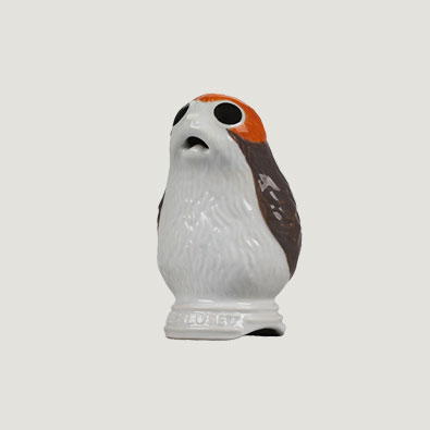 Star Wars Le Creuset Porg Pie Bird