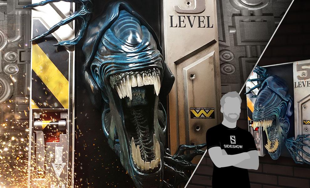 Alien Queen Sculpture Level 5