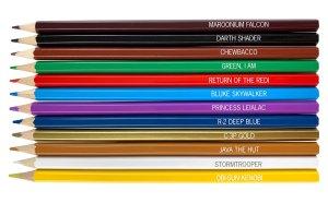 Color Wars Pencils
