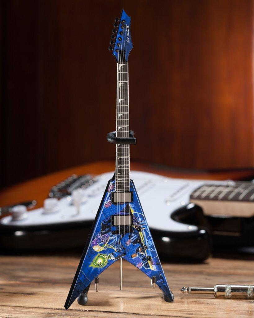 Dave Mustaine Flying V Mini Guitar