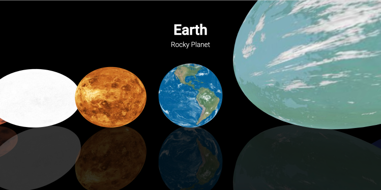 Earth Planets