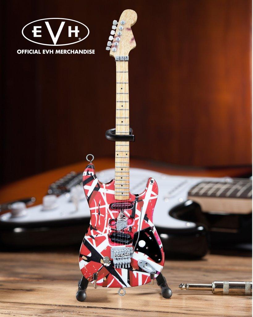 Eddie Van Halen Signature Mini Guitar