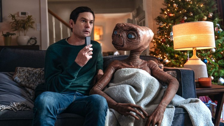 Elliot and E.T.