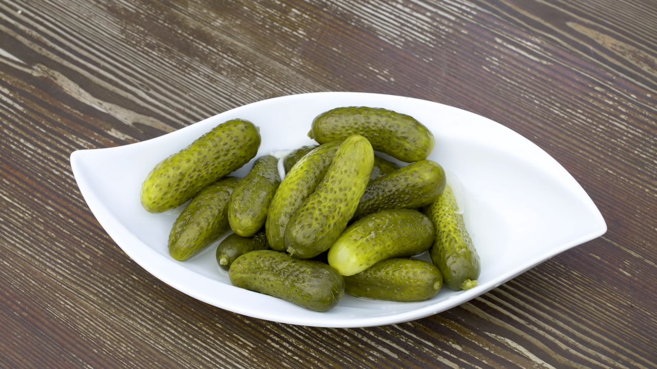 Visiting a German Town Famous for Their Gherkins