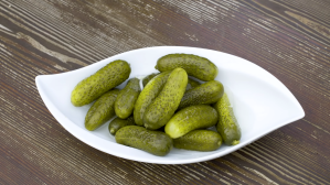 German Town Famous for Gherkins
