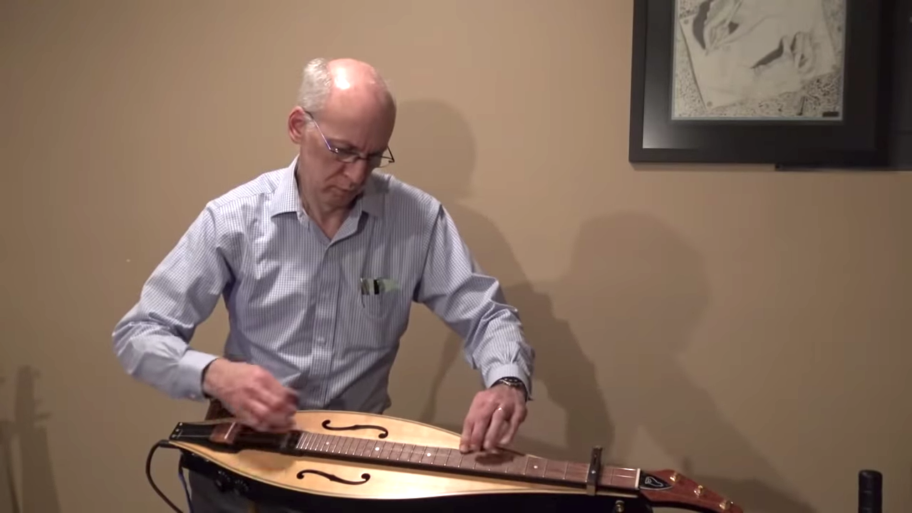 An Unexpected Badass Cover of the Iconic Ramones Song 'I Wanna Be Sedated' Played on Electric Dulcimer
