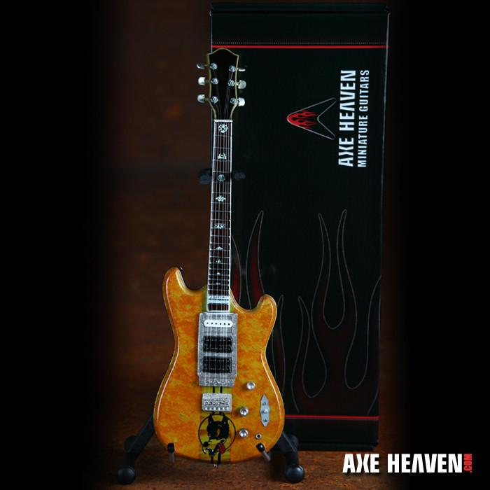 Jerry Garcia Wolf Mini Guitar