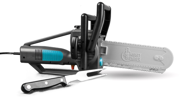 Mighty Carver Electric Knife
