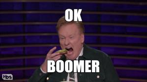 OK Boomer Conan