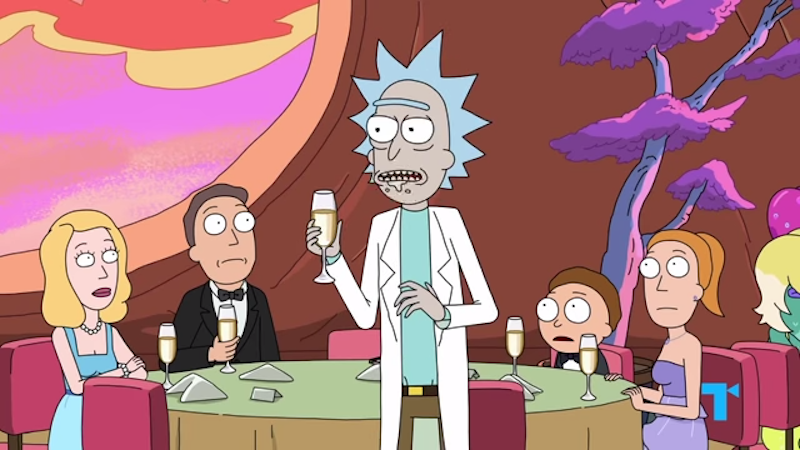 Why Rick of 'Rick and Morty' Struggles to Understand the World's Distaste for Highly Intelligent People