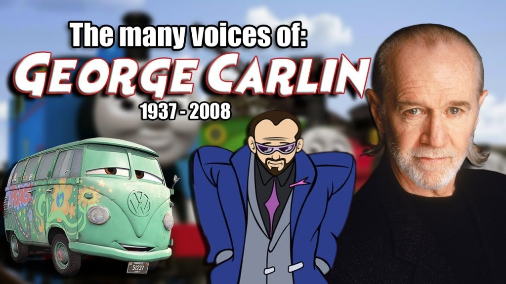 The Many Voices of George Carlin