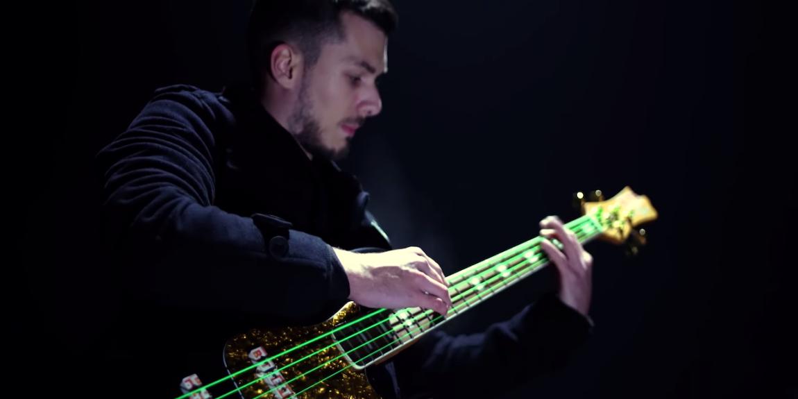 The Sound Of Silence Bass Arrangement
