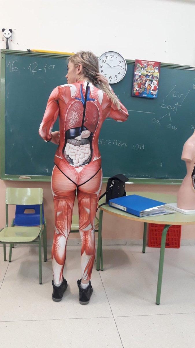 Anatomical Bodysuit Back