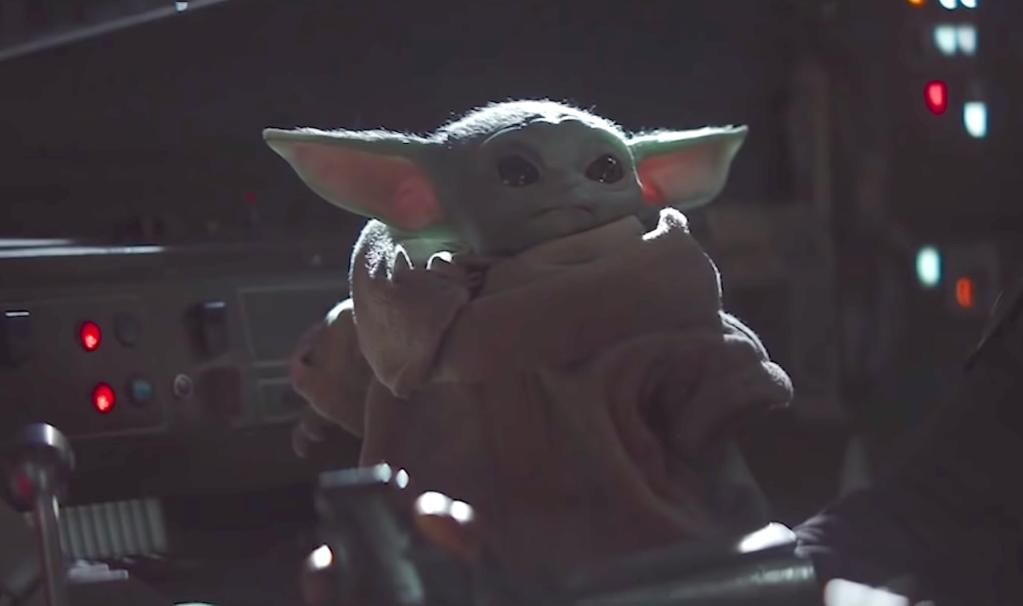 Baby Yoda Drops the Beat