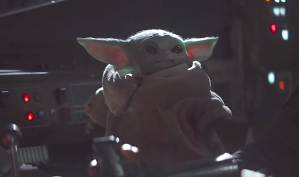 Baby Yoda Drops the Beat