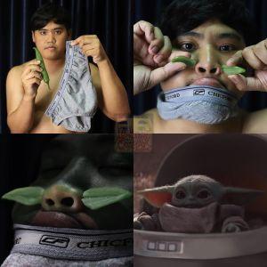 Baby Yoda Nose