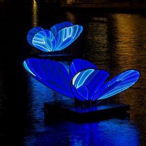 Butterflies Amsterdam Light Show 2019